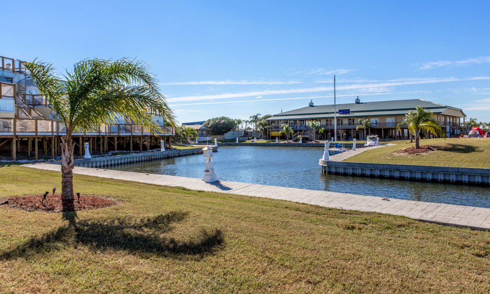 Lake Pontchartrain Marina and RV park