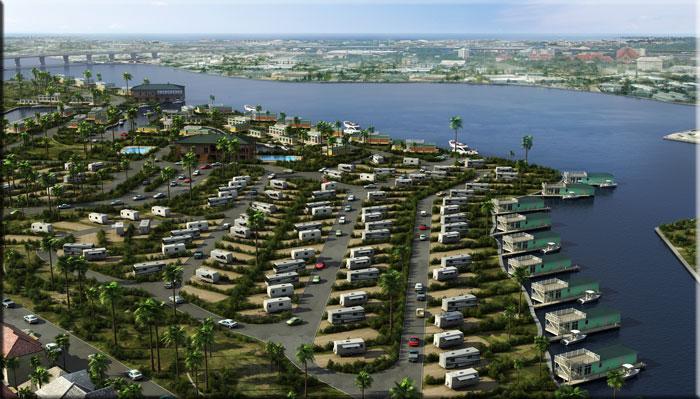 new orleans casino rv parking